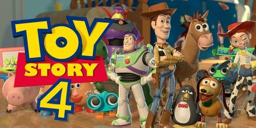 Toy Story Movie Fundraiser