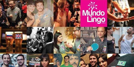 Mundo Lingo Language Exchange Social - Tuesdays tickets