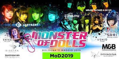 Monster of Dolls 2019 - MoD2019