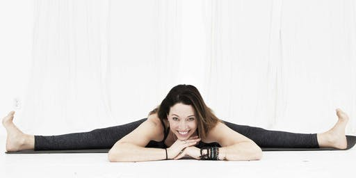 Yoga Weekend met Lesley Fightmaster