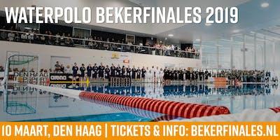 Bekerfinales Eredivisie Waterpolo