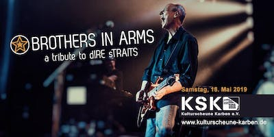 Brothers in Arms - a tribute to Dire Straits