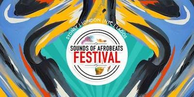 Sounds of AfroBeats Festival - Sat Apr 27th