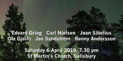 Salisbury Chamber Chorus : Skandinavia