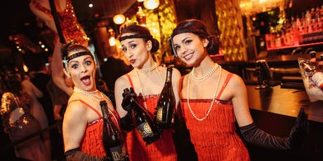 "Girls Night Out ""Gatsby Thanksgiving"" Social at Public House tickets"