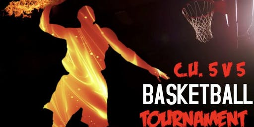 CU 5 V 5 Basketball Tournemant