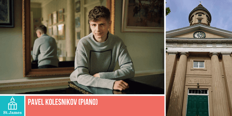 Pavel Kolesnikov (Piano) tickets