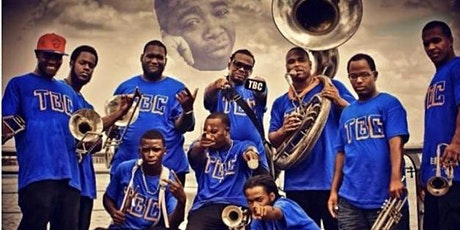 ToBe Continued Brass Band live tickets