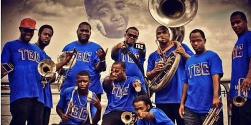 ToBe Continued Brass Band live