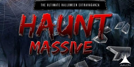 Haunt Massive - Avalon Hollywood  tickets