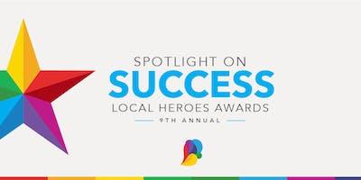 Spotlight on Success Local Heroes Awards
