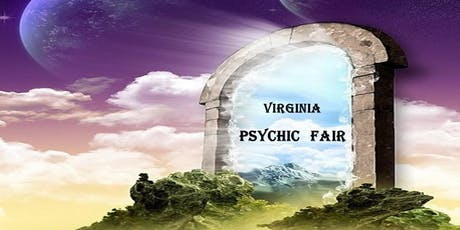 VIRGINIA  PSYCHIC  FAIR tickets