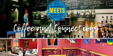Coffee and Connections at Mestizo Coffee House tickets