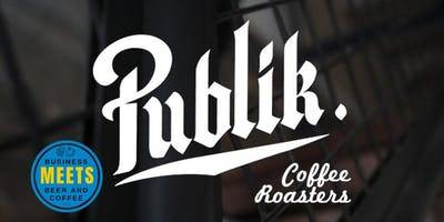 Coffee and Connections at Publik Coffee Roasters