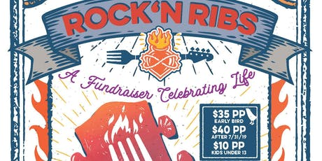 Friends for Survival Presents: Rock'N Ribs - A Fundraiser Celebrating Life tickets