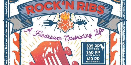 Friends for Survival Presents: Rock'N Ribs - A Fundraiser Celebrating Life