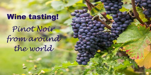 Pinot Noir from around the world