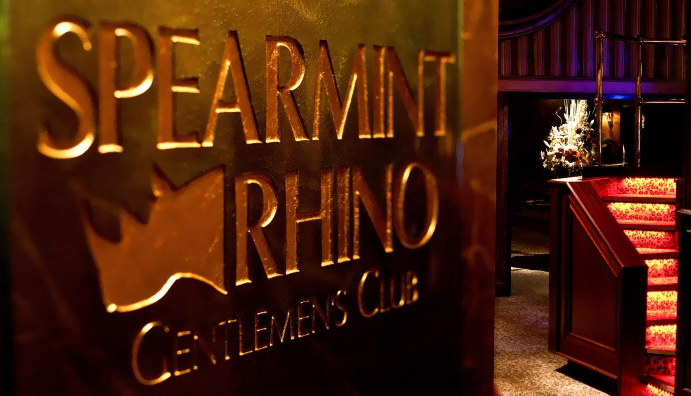 Spearmint Rhino Gentleman's Club VIP Package