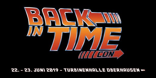 Back in Time Convention 2019
