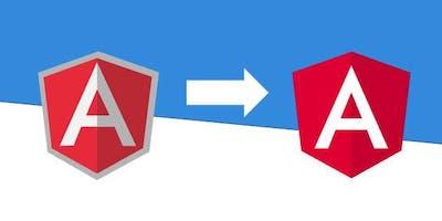 Training: Upgrading AngularJS applications with ngUpgrade