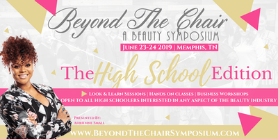Beyond The Chair Symposium: The HIGH SCHOOL Edition!
