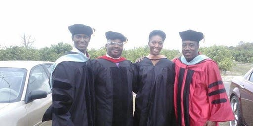 God And Government Conference And Isaiah Reid Commencement Ceremony Class 2019/ Guest Speaker Former President Obama