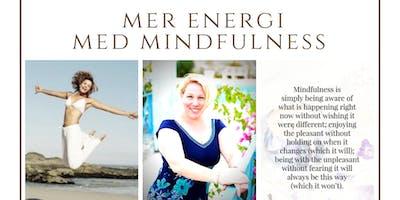 Mer energi med mindfulness!