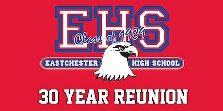 Eastchester High School Class of 1989 30th Reunion tickets