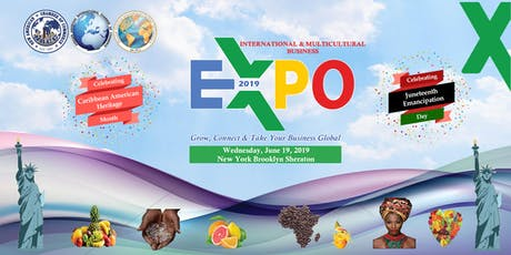 International & Multicultural Business Expo 2019 tickets