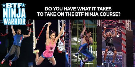 Big Ticket Ninja Warrior| brought to you by World Orphans tickets
