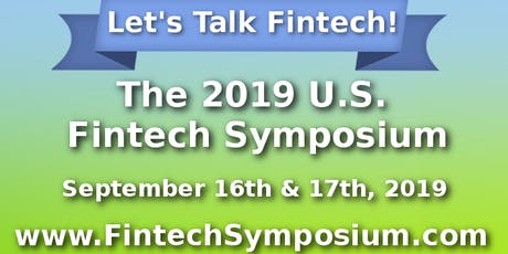 The 2019 U.S. Fintech Symposium tickets