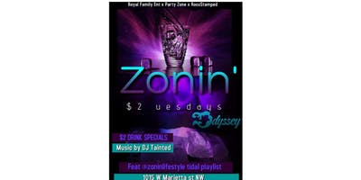Zonin' $2uesday's