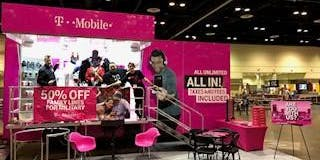 Raleigh T-Mobile Showroom