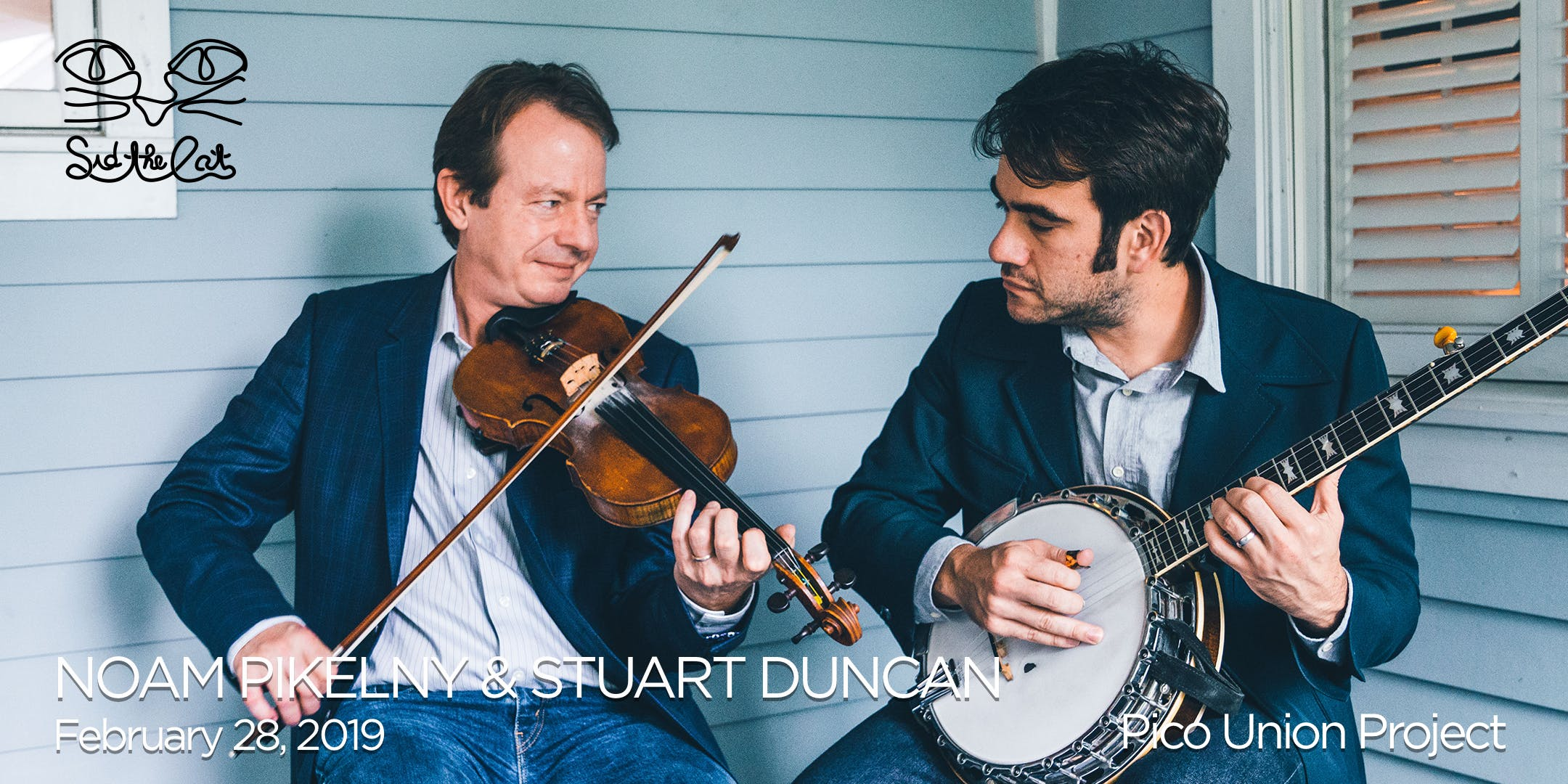 Noam Pikelny (Punch Brothers) & Stuart Duncan