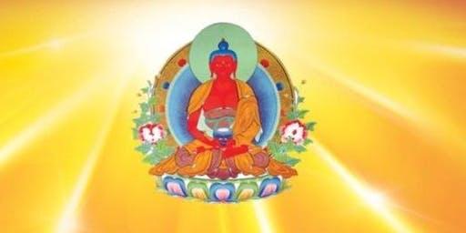 H.E. GARCHEN RINPOCHE: The Great Amitabha Drupchen - Đại Pháp Hội A Di Đà