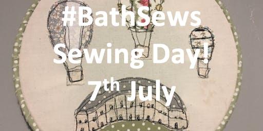 Bath Sews - Sewing Day!
