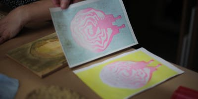 2-day Intensive Printing for Japanese Woodblock Workshop in Tokyo