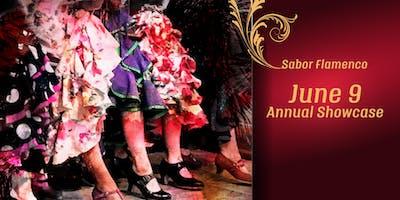 Sabor Flamenco Annual Showcase