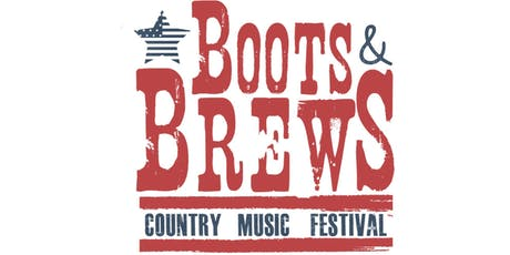 Boots & Brews Country Music Festival - Silicon Valley June 29th!  tickets