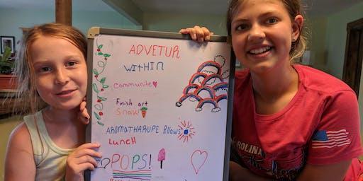 Adventure Within Girls Camp
