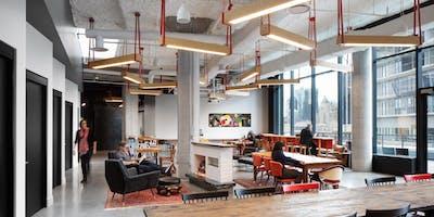 Designer Drinks w/ Quardrangle Architects at Artscape Daniels Launchpad
