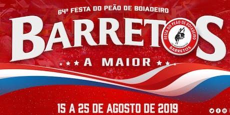 Excursão Barretos 2019 ingressos