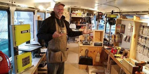Pinewood Derby Work-shop aboard Big Sally II Monday, 13 January 2020