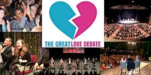 The Great Love Debate World Tour Comes To Dallas