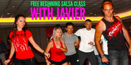 Beginning Salsa with Javier Campines tickets
