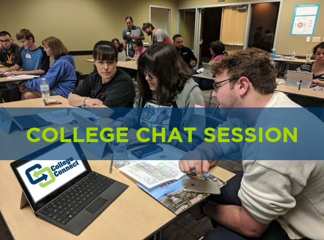 College Chat Session with South Mountain Comm