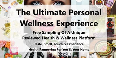 The Ultimate Personal Wellness Experience - Support your best health