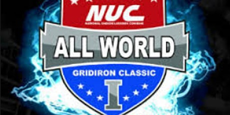 NUC All World Football Game Weekend, Dallas, Texas - Player Registration February 14th-16th 2020 tickets