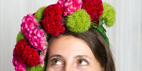 Flower Crown Making Workshop - General Admission tickets
