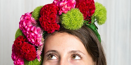 Flower Crown Making Workshop - GA tickets
